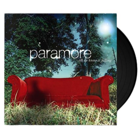 Paramore All We Know Is Falling Vinyl