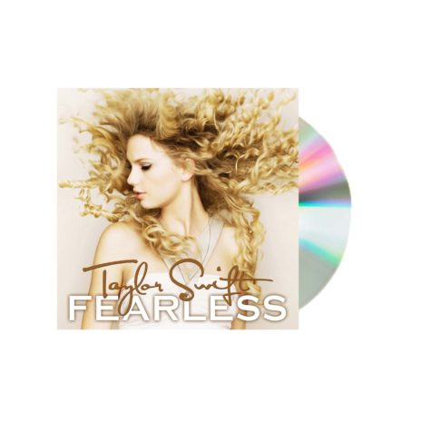 Taylor Swift Fearless CD
