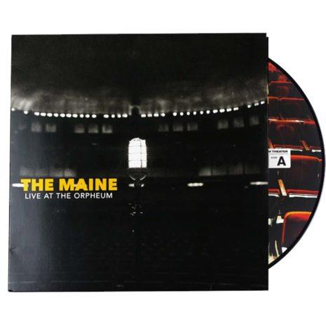 The Maine Live At orpheum Vinyl