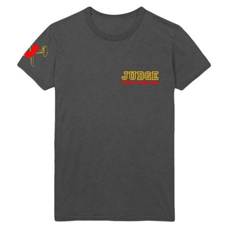Judge Jersey Storm Tshirt Front