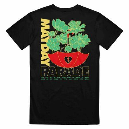 Mayday Parade Bloom Tshirt