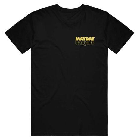 Mayday Parade Bloom Tshirt Front