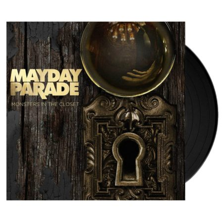Mayday Parade Monsters In The Closet Vinyl