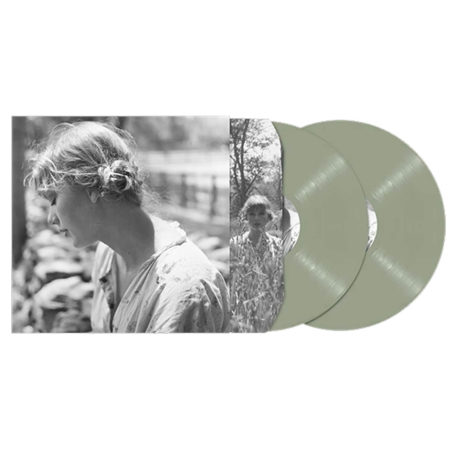 Taylor Swift Folklore Stolen Lullabies Vinyl