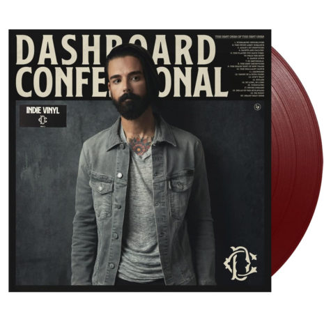 DASHBOARD CONFESSIONAL Best Ones Of The Best Ones Indie Vinyl