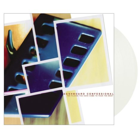 DASHBOARD CONFESSIONAL The Places You Have Come To Fear The Most Vinyl