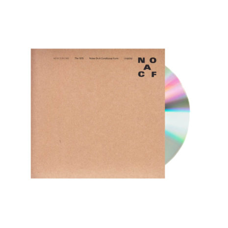 The 1975 Notes On A Conditional Form CD