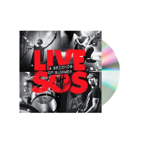 5 Seconds of summer live sos cd
