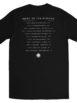 BMTH Sempiternal Tour Tshirt