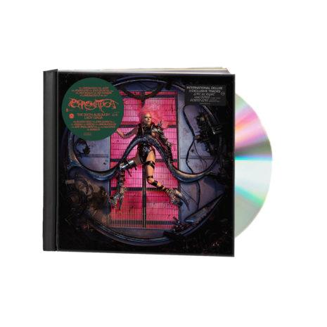 Lady Gaga Chromatica CD Deluxe