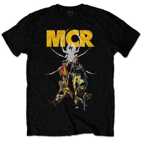 My Chemical Romance Killjoy Pinup Tshirt