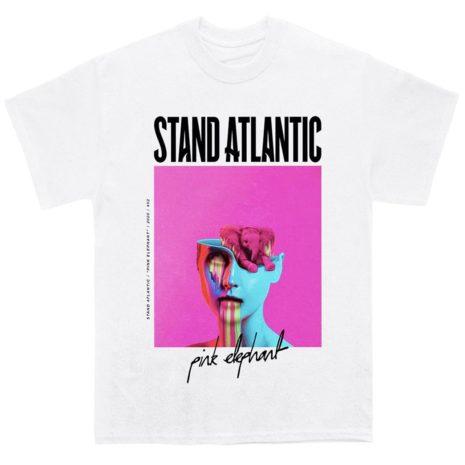 Stand Atlantic - Pink Elephant Tshirt