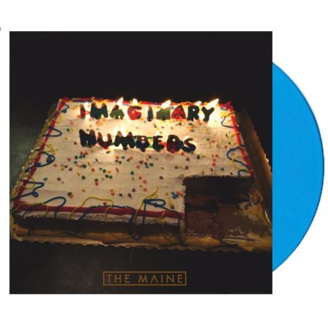 THE MAINE Imaginary Numbers vinyl