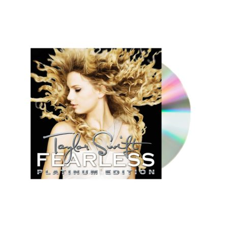 Taylor Swift Fearless Platinum Edition CD
