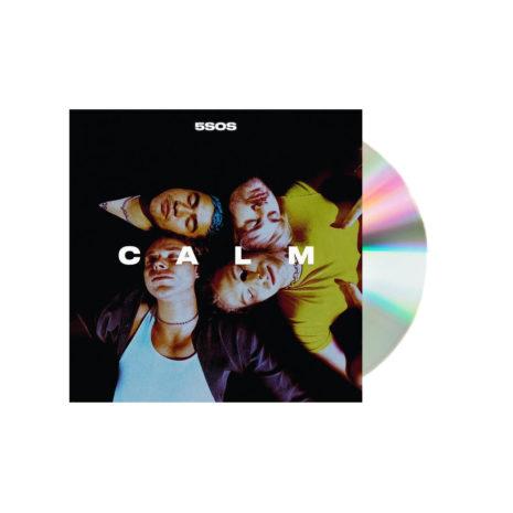 5 Seconds of summer calm cd