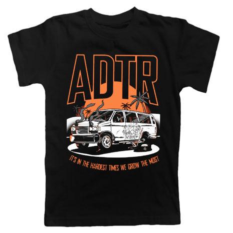 ADTR Tour Van Tshirt
