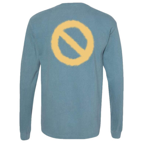 COUNTERPARTS Nothing Left To Love Ice Blue longsleeves back