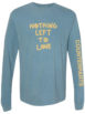 COUNTERPARTS Nothing Left To Love Ice Blue longsleeves front