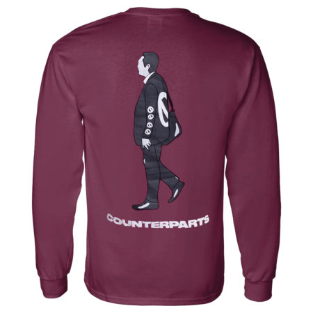 Counterparts Private Room Longsleeve Tshirt