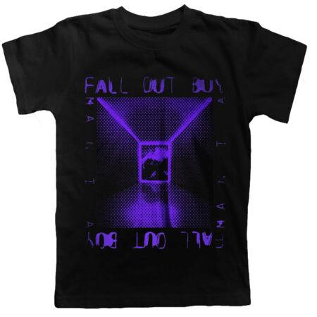 Fall out boy album dots tshirt