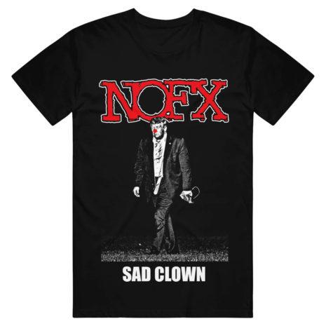 No Fx Sad Clown Tshirt
