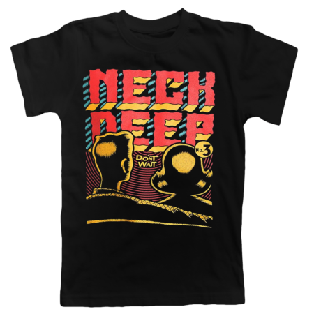 Neck Deep Couple Tshirt