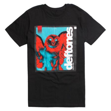Deftones Red Owl Tshirt