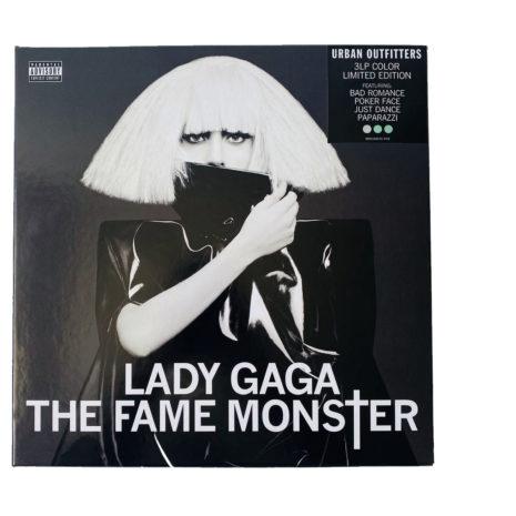Lady Gaga Fame Monster Vinyl