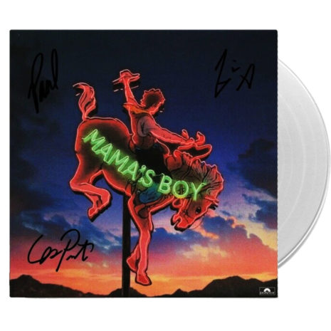 Lany Mama's Boy Signed Vinyl