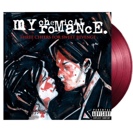 My Chemical Romance Three Cheers UO Vinyl