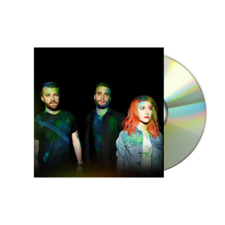 Paramore Self Titled CD
