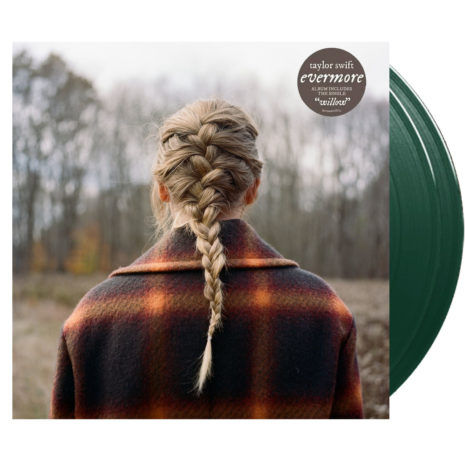 TAYLOR SWIFT evermore Deluxe Edition Vinyl