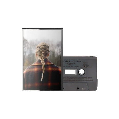 Taylor Swift Evermore Cassette