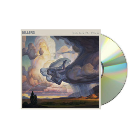 The Killers Imploding Mirage CD