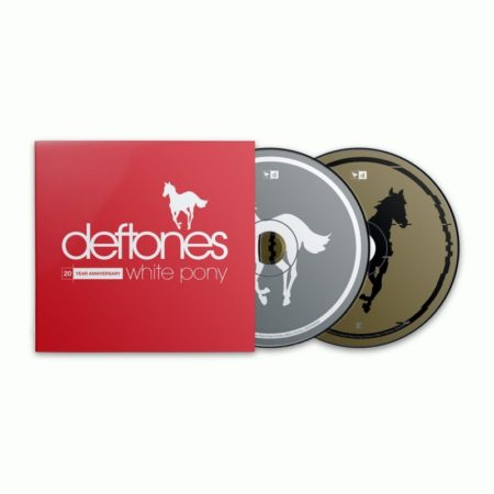 White Pony CD