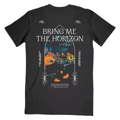 Bring Me The Horizon Love Is All We Have Tshirt Back