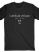 Bring Me The Horizon Love Is All We Have Tshirt Front