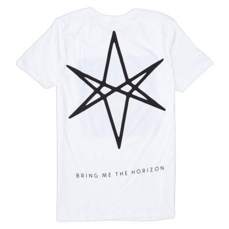 Bring Me The Horizon Parasite Eve Tshirt Back