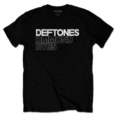 DEFTONES Diamond Eyes Tshirt