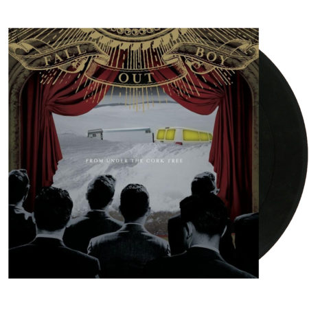 Fall Out Boy From Under The Cork Tree Vinyl