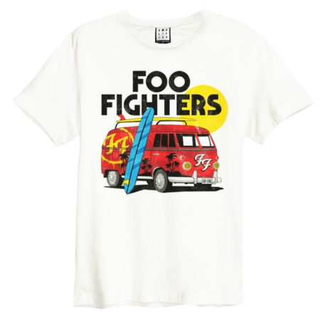 Foo Fighters Camper Van Tshirt