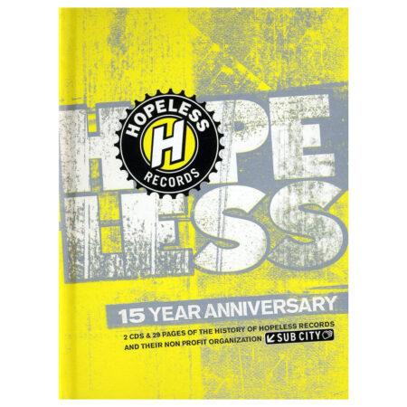 Hopeless Records 15 years