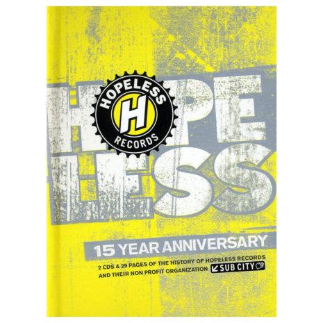 Hopeless Records 15 years
