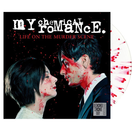 My Chemical Romance Life On The Murder Scene Vinyl