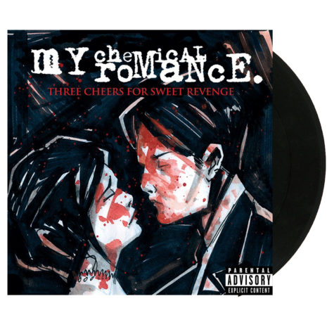 My Chemical Romance Three Cheers Vinyl
