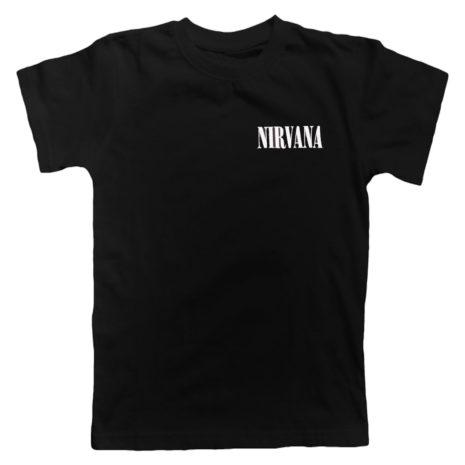 NIRVANA In Utero Tshirt Front
