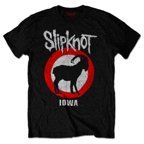Slipknot Iowa Goat Tshirt