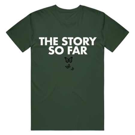 The Story So Far Upside Down Tshirt Front