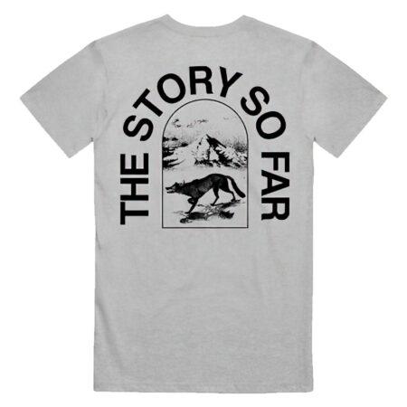 The Story So Far Wolf Grey Tshirt