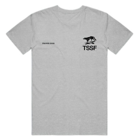 The Story So Far Wolf Grey Tshirt Front